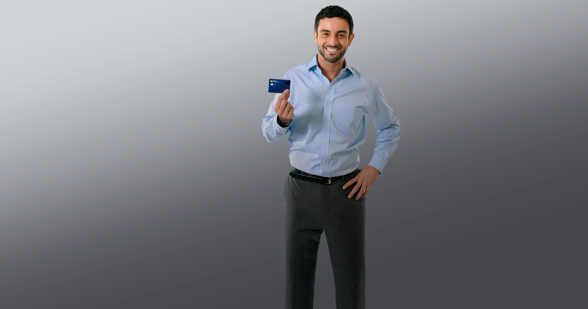 Tarjeta de Crédito Clásica